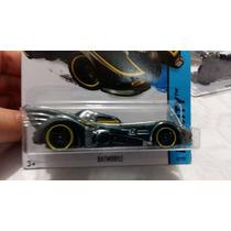 *** Hot Wheels Batman Batmobile Batimovil Nuevo Hw City ***