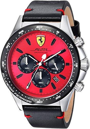 af7d51757110 Scuderia Ferrari Reloj De Hombre De Acero Inoxidable Y -   269.990 en  Mercado Libre