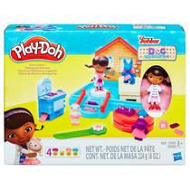 Play Dooh. Clinica De La Doctora Juguetes