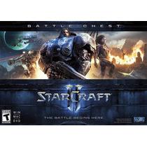 Starcraft Ii: Battle Chest - Pc/mac
