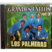 Los Palmeras - La Historia Vol. 2 - Cd