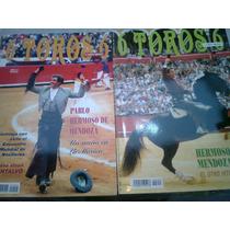 Revistas 6 De Toros Pablo Hermoso De Mendoza Son 6 Colección