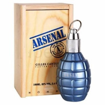 Perfume Arsenal Blue Caballero 100ml Original 100%