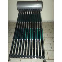 Calentador Solar 100 Litros Acero Inoxidable