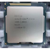 Processador Intel I7 3770 3.4ghz 8 Mb Cache Lga 1155 Oem