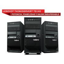 Servidor Lenovo Thinkserver Ts140 Intel Corei3 4gb