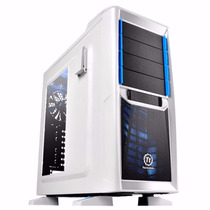 Gabinete Pc Gamer Thermaltake Chaser A41 Snow Mid Tower Cuot