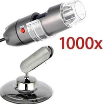 Microscópio Digital Usb 20x À 1000x Hd Curitiba Envio Já