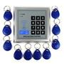 Control De Acceso Rfid Con 10 Llaves. Hasta 800 Usuarios