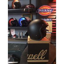 Casco 3/4 Biltwell Bell Daytona Lucy13 Abierto Enlasangre