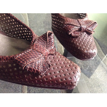 Zapatos Cuero Tangüis