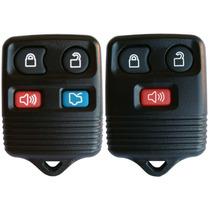 Capa Controle Original Ford Ka Fiesta Ranger Ecosport 3/4 Bt