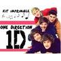 Kit Imprimible One Direction 1d Cumpleaños
