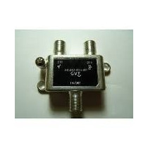 Lote 10 Diplexer Vhf/uhf/ Satélite Nanosat 5-2500 Mhz