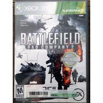 Battlefield Bad Company 2 Xbox 360 Seminuevo Y Garantizado