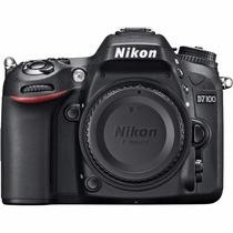Nikon Dslr D7100 24.1mp ( Corpo ) Garantia 12 Meses. Novas