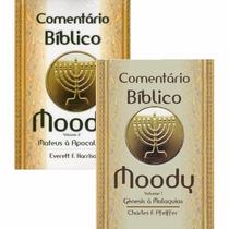 Comentário Bíblico Moody Volume 1 E 2 - Charles F. Pfeiffe
