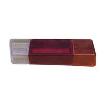 Lente Lanterna Traseira P/ Variant I Anos 69/72 Antiga - Ld
