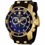 Invicta Scuba Pro Diver 6983 Ouro Procurado