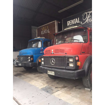 Mb 1113 76 Toco E Mb 1113 68 Truck R$ 27.900,00
