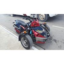 Otras Marcas Trimoto Tipo Can Am 2012