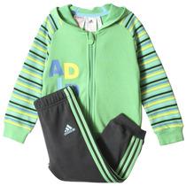 Pants Con Sudadera Jogger Collegiate Bebe Niño Adidas Ab6967