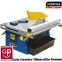 Cortadora De Cerámica 450w 180mm Foreman G P