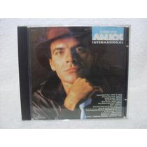 Cd Original O Sexo Dos Anjos- Internacional- Som Livre 1990