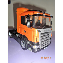 Camion Scania R 470 Color Naranja