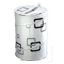 Cesto Ropa Plegable Para Baño- Organizador - Ropa Sucia