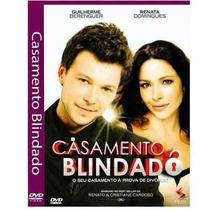 Kit Dvd Casamento Blindado + Livro Casamento Blindado
