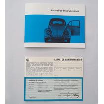 Manual Instrucciones Vw 1200