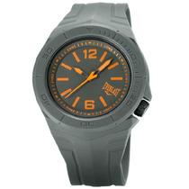Relógio Unissex Everlast, Pulseira De Plástico, E293