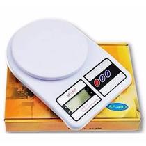 Balança Digital De Precisão De 1g Até 10kg Kit 03 Unidades