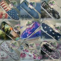Zapatillas, Zapatos Tipo Toms Vans Para Niñas Chicas