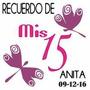 VFE126- Recuerdo de.. Personalizable
