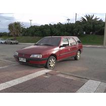Vendo Peugeot 405 Gl Break, Diesel. Año: 1992.