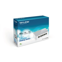 Switch Tp-link Tl-sf1005d 5 Puertos 10/100 Red Rj45