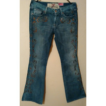 Seven For All Mankind Jeans Boot Cut Para Dama 30r. True,r&r