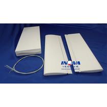 2 Kits Asa De Isopor P3 Com 19,5cmx120cm