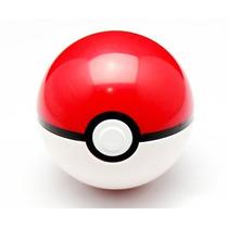 Pokebola Tamanho Real 7cm Brinquedo + Pokemon Miniatura