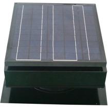 Ventilador Del Ático Solar 30w