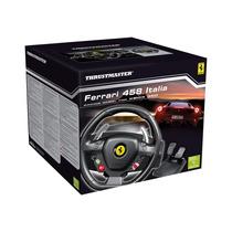 Volante Ferrari 458 Italia Thrustmaster Para Xbox 360 & Pc