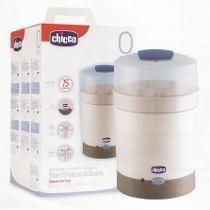 Esterilizador Eléctrico A Vapor (8 Biberon) Chicco