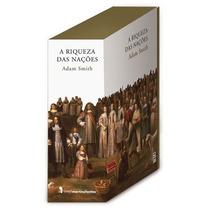 Box 2 Vols. A Riqueza Das Nações Adam Smith - Novo