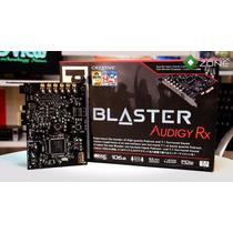 Foto Creative Sound Blaster Audigy Rx 7.1