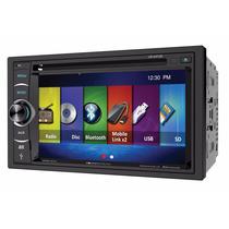 Soundstream Vr-64h2b 2-din Multimedia Receiver 6.2 Lcd