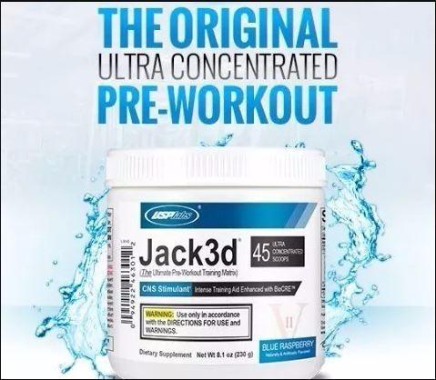 Jack3d efectos