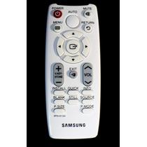 Control Remoto Original Samsung Para Proyector Spl300 Spl301