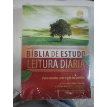 Bíblia De Estudo Leitura Diária Silas Malafaia